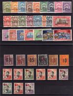 FRANZÖSISCH-INDOCHINA, Michel No.: 59-71 MH, Cat. Value: 106€ - Ohne Zuordnung