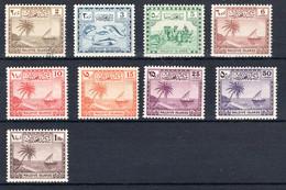 MALEDIVEN, Michel No.: 20-28 MNH, Cat. Value: 140€ - Maldives (...-1965)