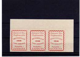 DÄNEMARK-LAGERPOST, MNH - Local Post Stamps