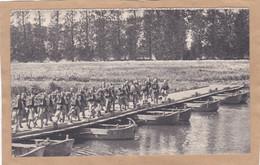 Armée Française Pont De Bateaux - Equipment