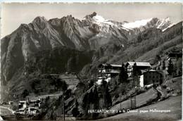 Osttirol, Prägraten Gegen Malhamgruppe - Lienz