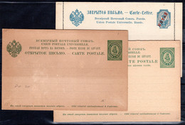 RUSSISCHE POST IN CHINA, Michel No.: K4 LETTER, Cat. Value: 180€ - China
