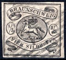 BRAUNSCHWEIG, Michel No.: 5 USED, Cat. Value: 450€ - Brunswick