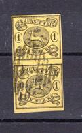 BRAUNSCHWEIG, Michel No.: 11A USED - Brunswick