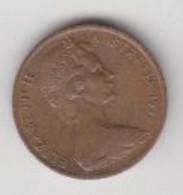 AUSTRALIE - 1 CENT 1972 - Cent