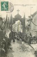 COURSEULLES SUR MER Installation Du Curé 1er Mai 1910 - Courseulles-sur-Mer