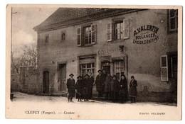 CLEFCY LA BOULANGERIE EPICIER DEBITANT TRES ANIMEE - Sonstige Gemeinden