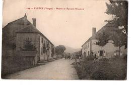 CLEFCY MAIRIE EPICERIE MAURICE ANIMEE - Sonstige Gemeinden