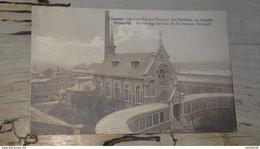 BELGIQUE : TOURNAI : Hopital Militaire Principal Les Pavillons ............. 201101d-4111 - Tournai