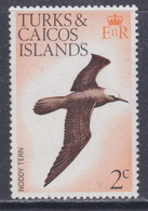 Turks Et Caiques N° 313a XX Partie De Série Courante : 2 C. Variété Filigrane Droit, Sans Charnière, TB - Turks- En Caicoseilanden