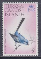 Turks Et Caiques N° 314a XX Partie De Série Courante : 3 C. Variété Filigrane Droit, Sans Charnière, TB - Turks- En Caicoseilanden