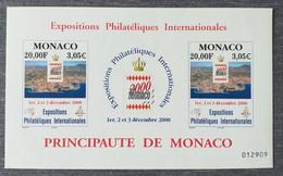 Monaco, 3 Bloc Neufs, Année 2000 - Neufs