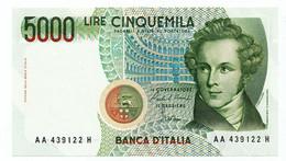 ITALY, ITALIA - 5000 Lire 4. 1. 1985. P111a, UNC. (T074) - 5000 Liras