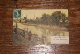 Un Village Des Environs 1908 - Cairo