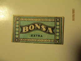 VINTAGE RAZOR BLADE WRAPPER BONSA EXTRA , 0 - Lamette Da Barba
