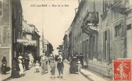 LUC SUR MER Rue De La Mer - Luc Sur Mer