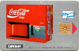Télécarte CZ : Coca Cola - Altri