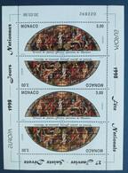 Monaco, Ensemble De  5 Blocs Neufs, Année 1998 - Unused Stamps
