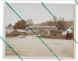 Les Forges (Chevron Stoumont) 1899 Photo 9x12 - Places