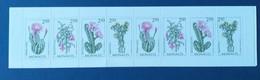 Monaco, Carnet Jardin Exotique Neufs, Année 1998 - Unused Stamps