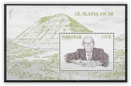 Féroé 2021 Bloc Neuf Slania - Faroe Islands