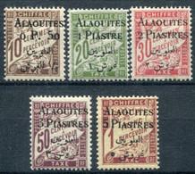 Alaouites       Taxes  1/5 * - Nuovi