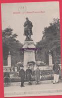 21 - DIJON---Statue François Rude---animé - Dijon