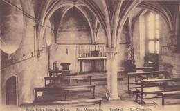 59. Cambrai, Nord, Ecole Notre-Dame-de Grâce. Rue Vaucelette. La Chapelle. - Cambrai
