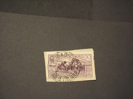 SOMALIA - 1930 VIRGILIO 50 C. - TIMBRATO/USED - Somalia