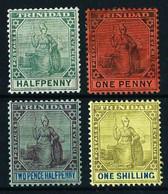 Trinidad & Tobago (Británico) Nº 55/... Cat.56,50€ - Trindad & Tobago (...-1961)
