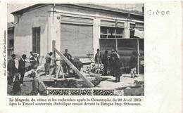 GRECE  OTTOMANE  CATASTROPHE  29 AVRIL 1903 - Griekenland