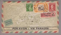 Ecuador 1930-03-21 Guayaquil Luftpostbrief Nach New York - Ecuador