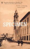 Exposition Universelle 1910 - Pavillon De La Ville D'Anvers - Maison De Rubens @ Bruxelles - Exposiciones Universales