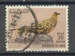 Lybie - Libyen - Libya 1965 Y&T N°259 - Michel N°182 (o) - 30m Ganga - Libia