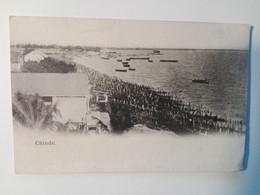 CHINDE - Mozambique