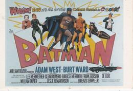 CPM: Affiche: BATMAN - Posters Op Kaarten