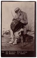 LATVIA. LETTLAND Ed. Brencens. Kurvju Pinejs. PC 1920s - Latvia
