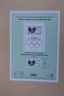 DDR 1988, Olympische Sommerspiele 1988 - Seoul; MiNr Blockmarke Block 94 Mit Schwarzdruck - Summer 1988: Seoul