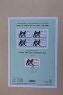 DDR 1988, Olympische Sommerspiele 1988 - Seoul; MiNr 3187; Boxen, Mit Schwarzdruck - Summer 1988: Seoul