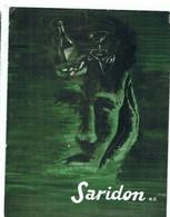 Buvard Saridon - Chemist's