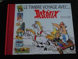 FRANCE 2007 Le Timbre Voyage Avec ASTERIX  Avec TIMBRES NEUFS** (trés Bon état) - Collections