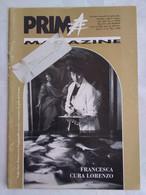 Prima Magazine 2 1990 Pala Lorenzo Lotto Roberto Conte Rossetti Tantucci Ombretta Colli Paolo Giardinieri Velasco Prandi - Prime Edizioni