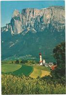 AA1730 Renon Ritten (Bolzano) - Montedimezzo Monte Di Mezzo Mittelberg - Panorama / Viaggiata 1978 - Other Cities