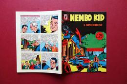 Nembo Kid Il Super Nembo Kid Albi Del Falco 3/6/1956 - Non Classificati