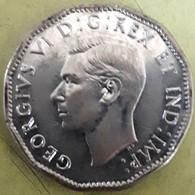 CANADA VERY NICE 5 CENTS 1949 KM 42 Alm. UNC - Canada