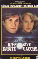 RIVE DROITE - RIVE GAUCHE Avec Depardieu/Natalie Baye - Posters Op Kaarten