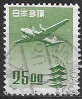 JAPAN# FROM 1951  STAMPWORLD 539 - Gebraucht