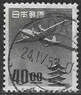 JAPAN# FROM 1951  STAMPWORLD 541 - Gebraucht