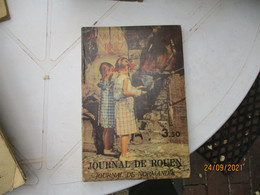 1937 Almanach Journal De Rouen - 1901-1940