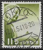 JAPAN# FROM 1953 STAMPWORLD 606 - Gebraucht